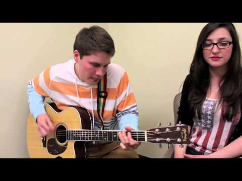 Downtown (Lady Antebellum) - Cover by Maria and Jeremy