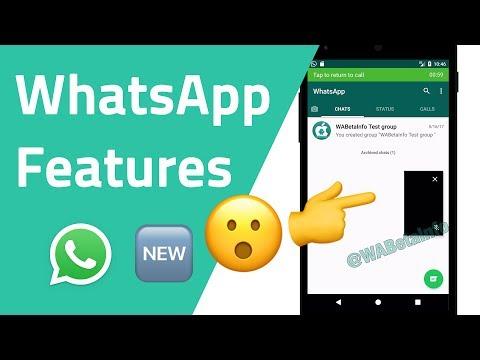 12 Neue Whatsapp Features