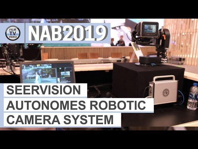 NAB2019: Robotic-Camera-System Seervision