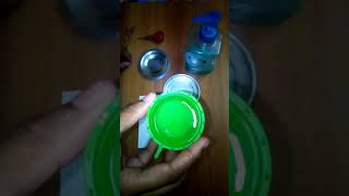 Sir C.V Raman young science innovator award /pH indicator activity by shakshitha