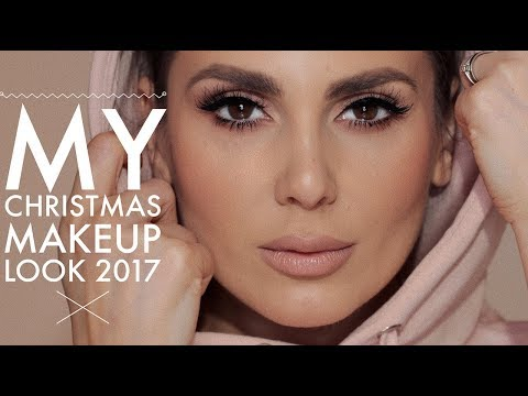 MY CHRISTMAS MAKEUP LOOK 2018