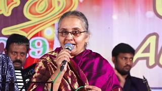 சர்வ சிருஷ்டிக்கும்   Sis. Hema John   Tamil christian traditional song   Live recorded