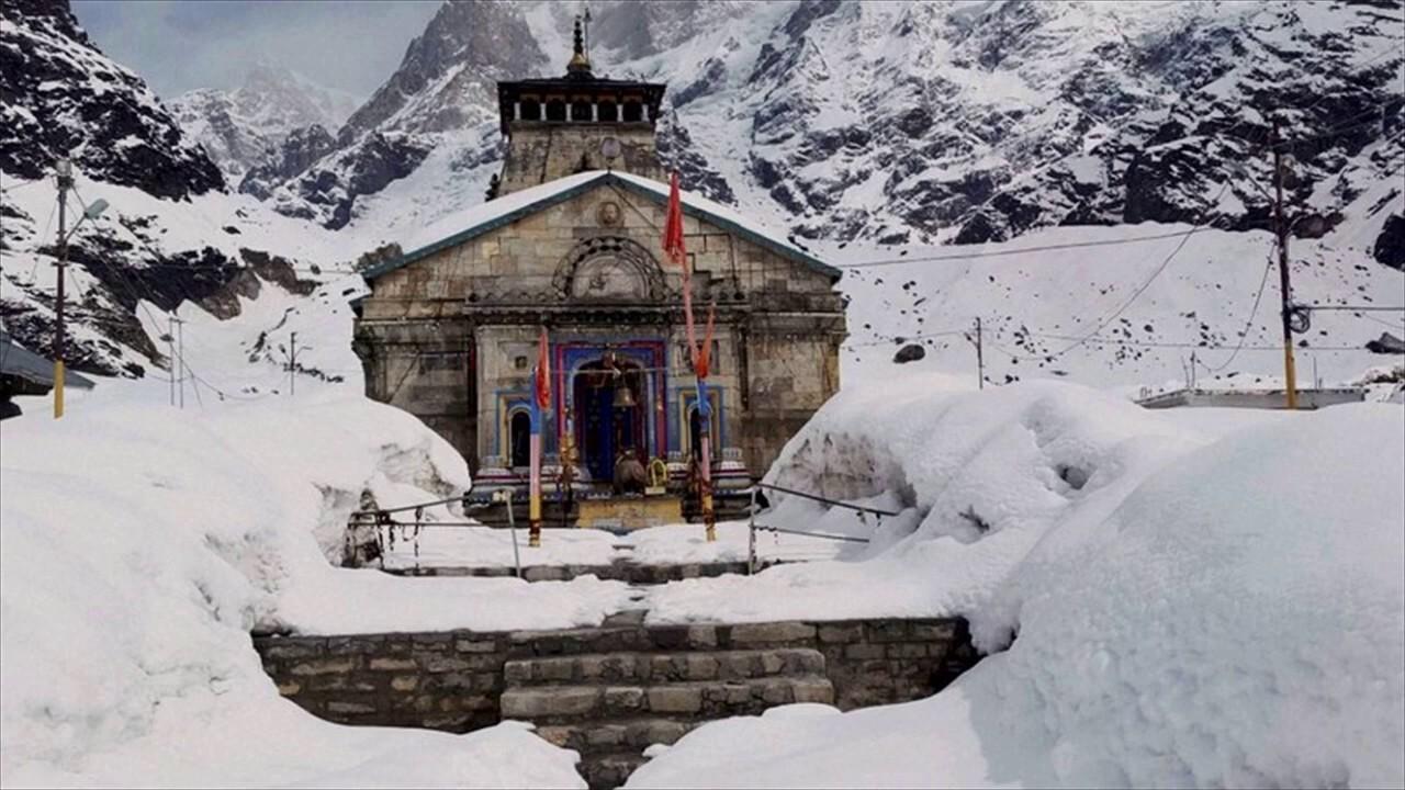 Kedarnath Temple, Kedarnath, Uttarakhand, India - YouTube