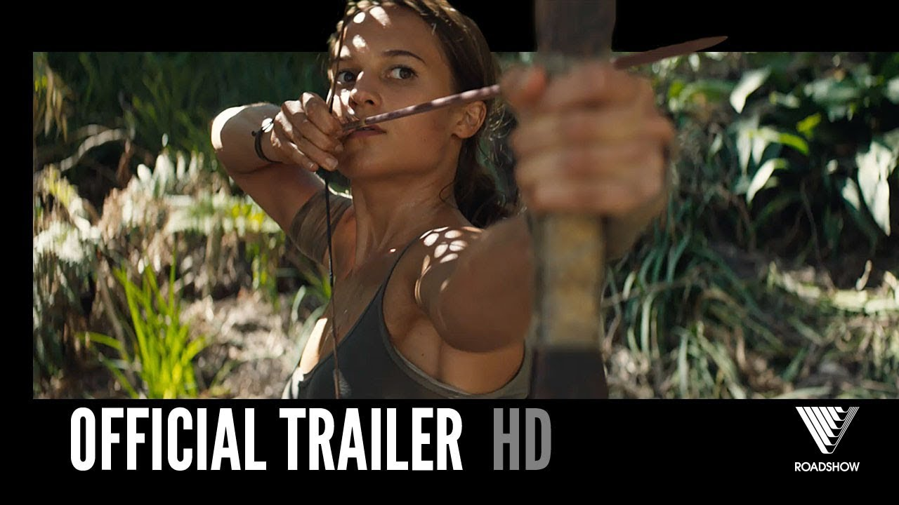 Download TOMB RAIDER | Official Trailer #2 | 2018 [HD]