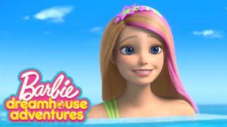 Büyülü Deniz Kızı Gizemi 3. Bölüm  Barbienin Rüya Evi Maceraları  @Barbie Türkiye