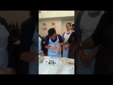 The day I learned French Chocolate Making in Paris (Artisan Way)