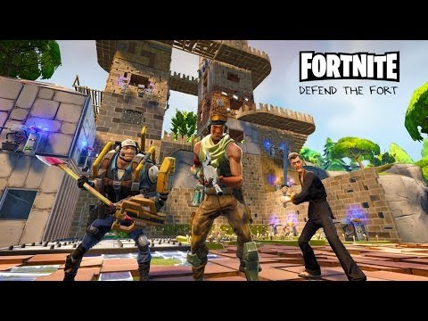 Fortnite Prehistory