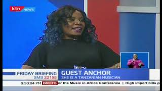 Guest Anchor: Lady Jaydee speaks on her music journey