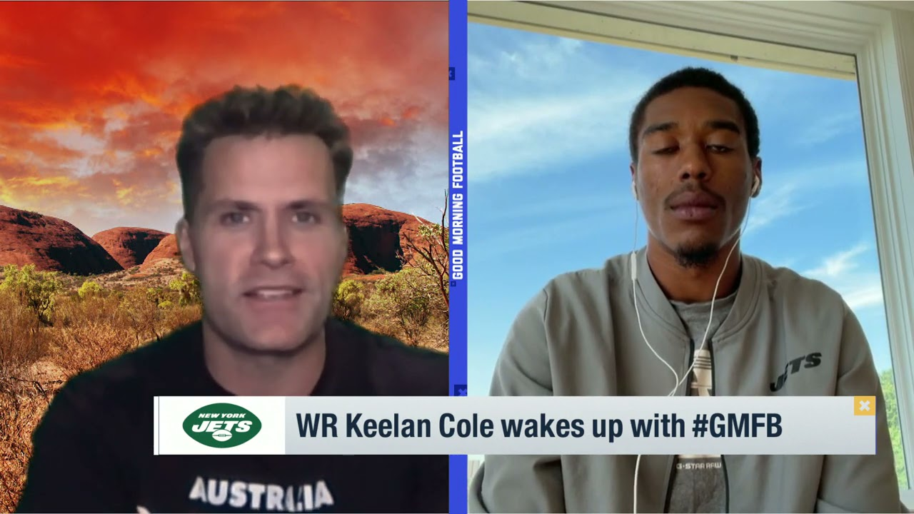 WR Keelan Cole Talks Getting To Know Coach Saleh, First Spring With Jets | New York Jets | NFL