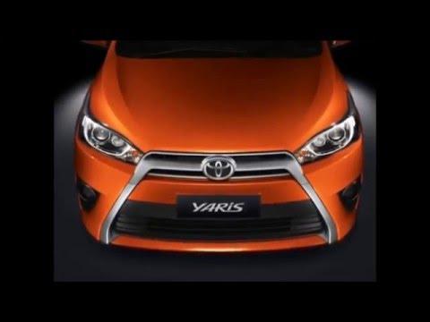 ใหม่ All New Toyota Yaris 2016-2017 ราคา โตโยต้า ยาริส ตารางราคา-ผ่อน-ดาวน์