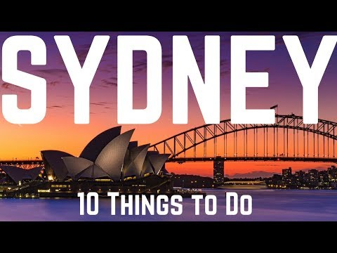 10 Things To Do in SYDNEY, AUSTRALIA - Plan Your Australia Trip wth my Sydney Travel Guide!