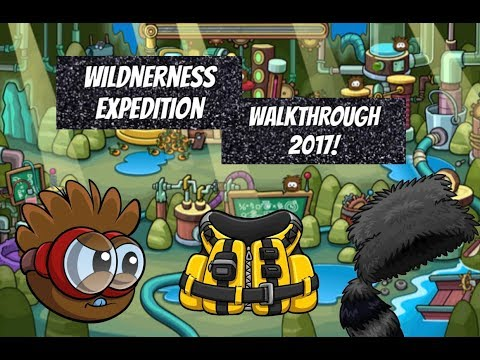 WILDERNESS EXPEDITION WALKTHROUGH! - CPR