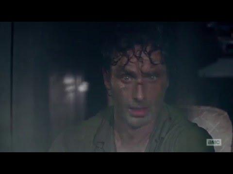 """The Walking Dead 6x03 """"Thank You"""" Ending Scene HD"""