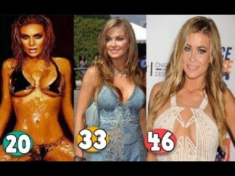 Carmen Electra ♕ Transformation From 09 To 46 Years OLd