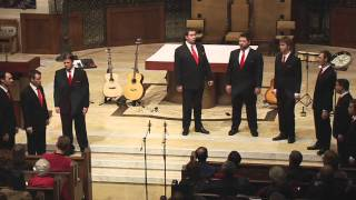 Cantus sings Franz Biebl