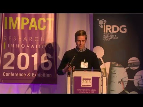Nikolas Pearmine - Black Swan Innovation | Main Stage | Research & Innovation Conference 2016