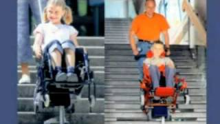 C-Max Stairclimber, Physically Disabled People Carrier, Powered Stairclimber, Mobility, Disability