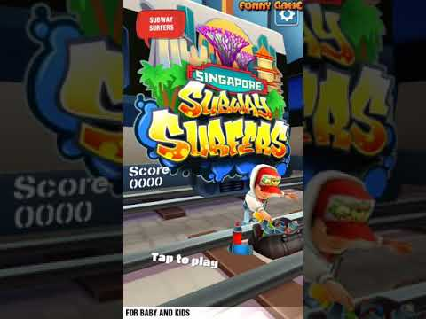 Subway surfers game guide #1 - Funny game top - For baby and kids