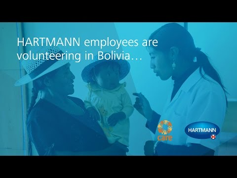 HARTMANN Partners with CARE for Better Healthcare in Bolivia