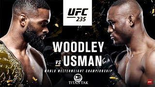 Tyron Woodley VS Kamaru Usman