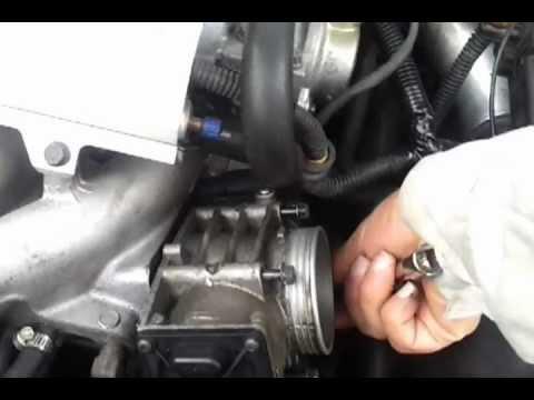 V70/S70/S60 Non turbo ETM removal - YouTube