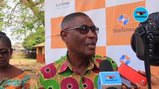 Download Video StarTimes Digital Learning Project donates 1,000 books, TV set and decoders to deprived schools MP3 3GP MP4