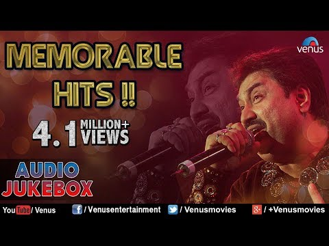 Kumar Sanu : Memorable Hits ~ Best Bollywood 90s Songs  Audio Jukebox