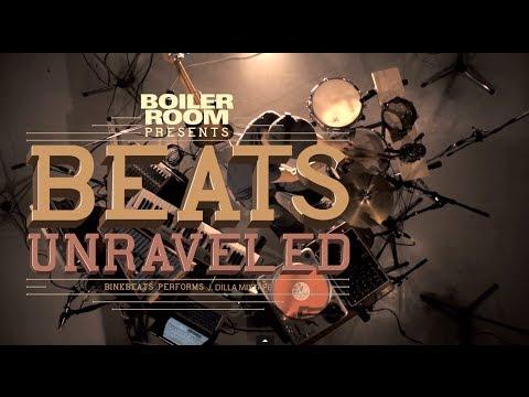 Beats Unraveled #6 by BINKBEATS: J.Dilla Mixtape