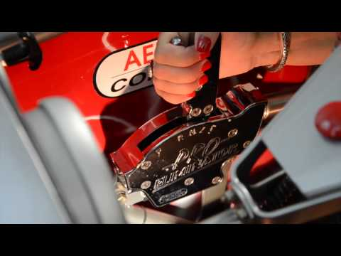 "Aerospace Components ""Kimmy's Garage"" How to Shift our Pro Eliminator PowerGlide Shifter"