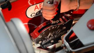 aerospace components kimmy s garage how to shift our pro eliminator powerglide shifter