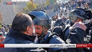 فلسطين... غضبة القدس