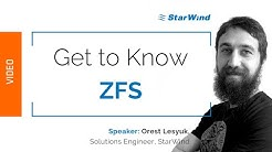 Discover the Benefits ZFS Can Bring to Your IT Infrastructure