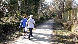 Walking the Deeside Way - Part 1 (Aberdeen to Banchory)