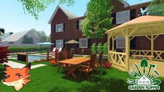Garden Flipper [FR] On rénove les maisons et maintenant... les jardins!