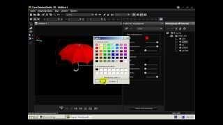 Урок 3. 3D модели для BluffTitler в Corel MotionStudio 3D.