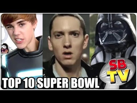 Top 10 Super Bowl Ads of all time (HD)