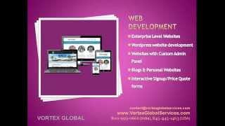 Vortex Global Services - Company Profile - A Web and Software Development Company