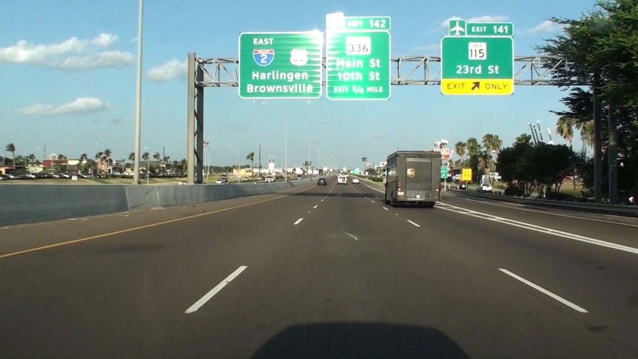 Interstate 2 mcallen texas usa