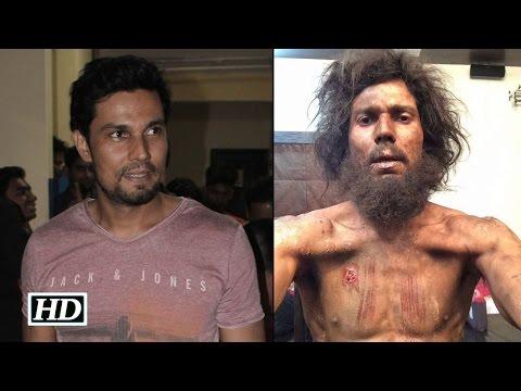 Randeep Hooda's This Look For Sarabjit is SHOCKING!