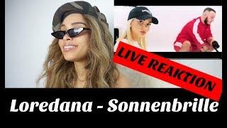 Loredana 😎 SONNENBRILLE 😎  live Reaktion  | Jennyfromtheblog