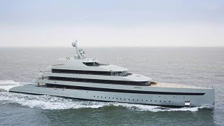Feadship Savannah, World's First Hybrid Superyacht - Best Travel Destination