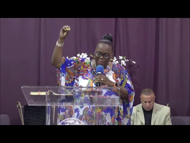 Season of Overflow | Prophetess Adrinne Blackstock