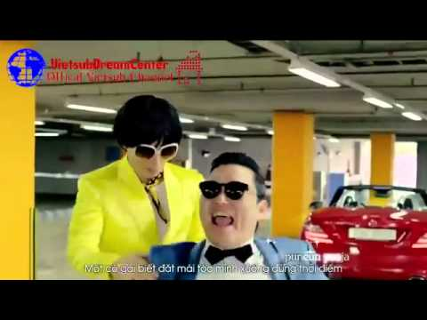 El Baile Del Caballo VIDEO OFICIAL HD Con Letra - Lyrics PSY - GANGNAM STYLE
