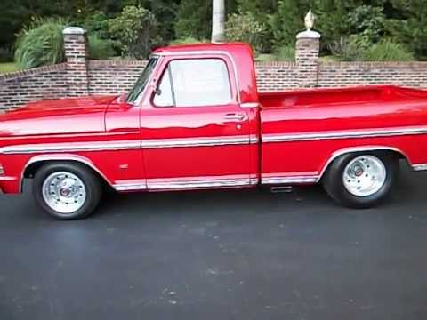1968 Ford F100 ProSt from OldTownAutomobile.com
