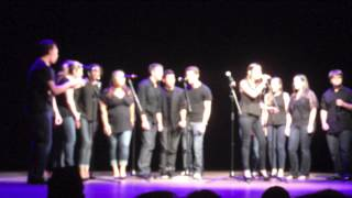 We Found Love by the GW MotherFunkers A Cappella