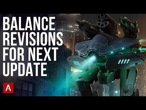 Game Balance Revisions - Weapon + Robot Changes / War Robots Test Server Gameplay | WR - Game Balance Revisions - Weapon + Robot Changes / War Robots Test Server Gameplay | WR