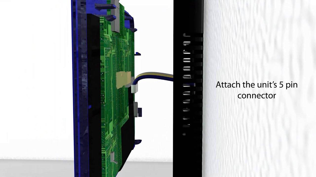 Camera Alarm System