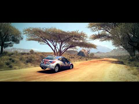 Dirt 3 Kris Meeke Keep It Real - HD video game trailer - PS3 X360 PC Travel Video