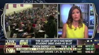 $1.3 Trillion... Highest Student Debt Ever for Class of 2014