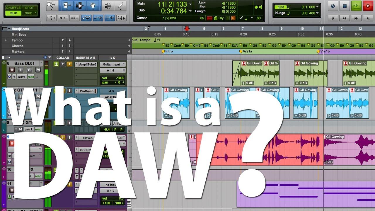 Image result for digital audio workstation